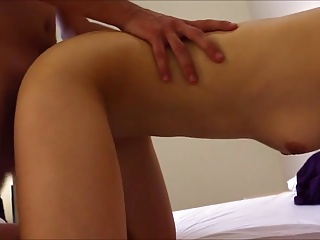 Enjoying Asia #36 - Wet Chinese Teen Pussy