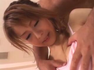 Short-lived Japanese girl coupled with her big load of shit darling