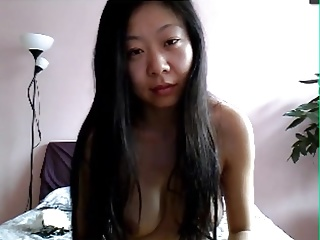 Sexy Chinese Get hitched on Skype 5