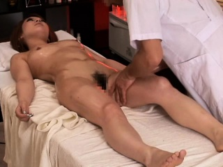 Pregnant asian getting say no to hairy box fingered