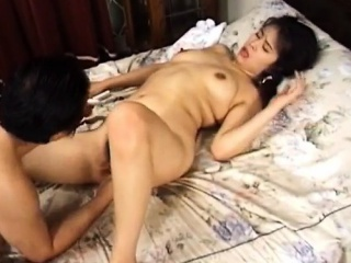 Japanese AV Incise loves having her pussy fucked hard