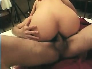 Matured fattie is anal and cunt fucked doggystyle