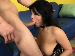 Busty Asian just wants take get fucked