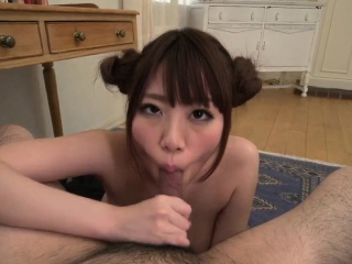 Chisa Hoshino makes sure to mete out the dick right