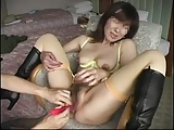 Japanese Amateur Married life