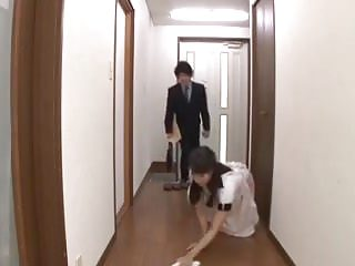 Japanese become man affair