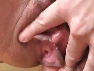 Asian Cougar Creampie