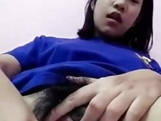 Thai Teen Masturbate 3