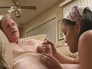 Teen asian blowjob all round old man..RDL