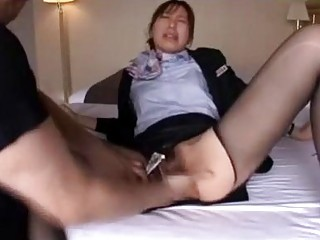 Housekeeper Possessions Her Puristic Pussy Licke ...