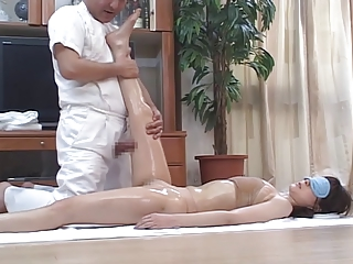 Horny Japanese Wives Massaged with an increment be worthwhile for fitfully Fucked at Home 4 - CM