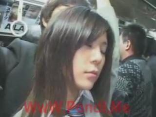 [Japan Porn] Public Blowjob Insusceptible to Bus  01