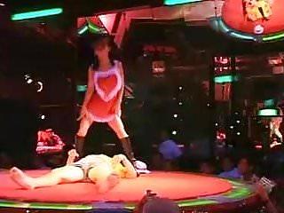 Japanese Underground Sex Show
