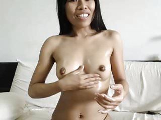 Playing With Will not hear of Big Oiled Thai Nipples
