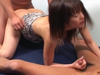Cute Thai high-priced dual mouth-fuck