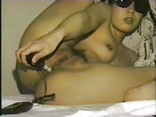 Uncensored Amateur Japanese Masturbation 41 (PT 2)