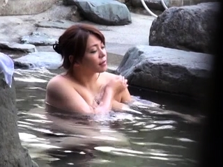 Outdoors sex instalment with floozy getting fingered and screwed