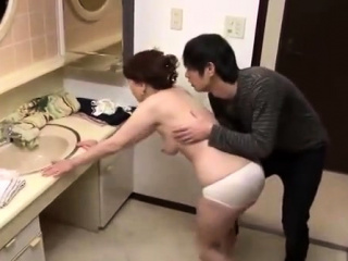Doggystyle sweet Japanese pussy In US breeks
