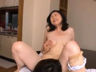 Buddy bangs honcho grown-up nipponese Maya Sawamura