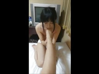 chinese mistress gets say no to pussy plus limbs splintered