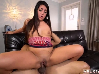 Indonesian blowjob Rough rectal fuck-a-thon for Lexy Bandera