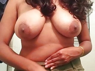 Hot Indian Babe Chunky Boobs Ass 15