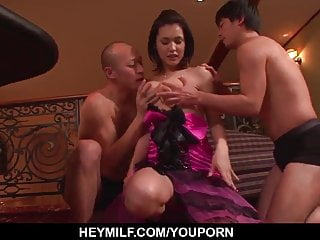 Romantic XXX display with big-busted Maria - Less at Japanesemama