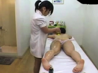 Japanese Sexual relations Massage With Lesbian Teen Spycam 125