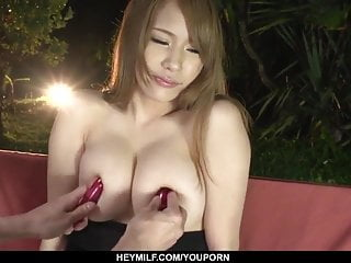 Busty Nami Itoshino in scenes of JAV sex - More convenient Japanesem