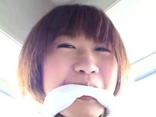 Herculean Yuzuki Hatano gets banged well