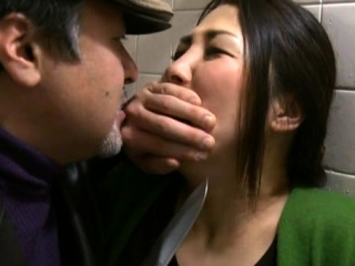Lustful oriental old gets her mouth and pussy fucked lickety-split