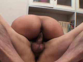 Horny Asian pamper gets her Victorian pussy fucked