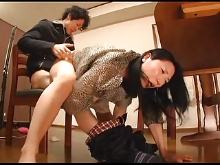 Young fit together with the whistles for young female parent in-law scene 1(censored)