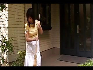Maniacal BBC Fucks Japanese Mom and Young gentleman (Censored)