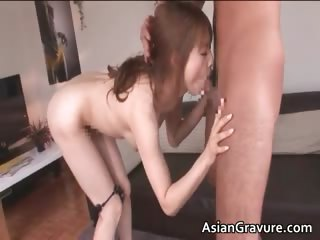 Hot ugly big boobed horny asian pamper part1