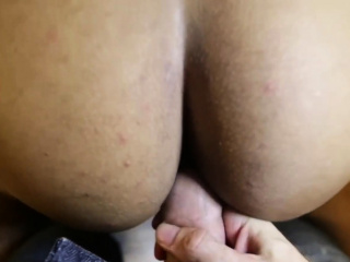 Asian TEEN's tight pussy Demoralized hard