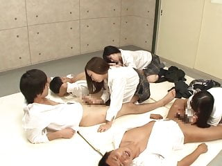 Japanese schoolgirls handjob and blowjob miscellany Subtitles