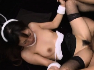 Raunchy sweetie Rinn Tsuchiya attacks wang with mouth