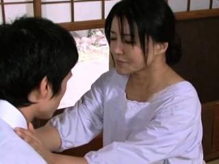 Mindblowing explode job stranger a sexy mature japanese honey