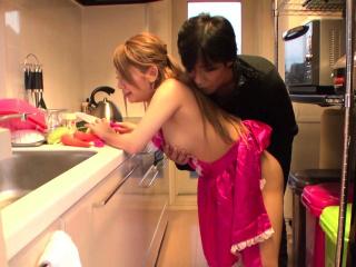 Mariru Amamiya is big White Chief on her husband uncensored