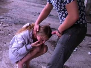Mesmerizing teen Yulia Blondy gets wild nana ride