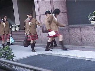Japanese upskirt