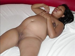 Fat pregnant asian Myle, be aware to one's liking sex at seven months