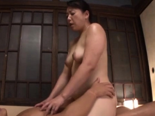 Excited oriental grown up gets her indiscretion and pussy fucked