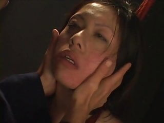 Slap & break Jap MILF slave