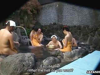 Japanese chicks, Shiori, Nozomi and Yuuko, uncensored