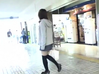 Brand-new Yuzuki Hatano about heels fingers her tight