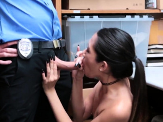 Interracial blow Habitual Theft