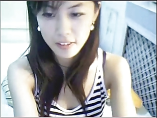 asian girl first of all webcam