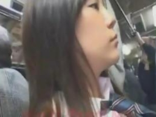 [Japan Porn] Public Blowjob Atop Bus - 01